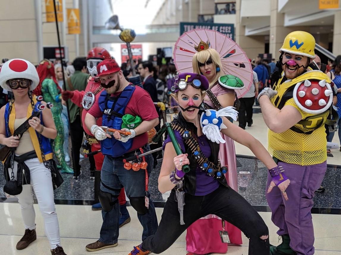 Super Mario Clan