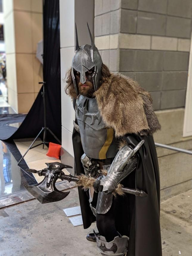 Viking Batman