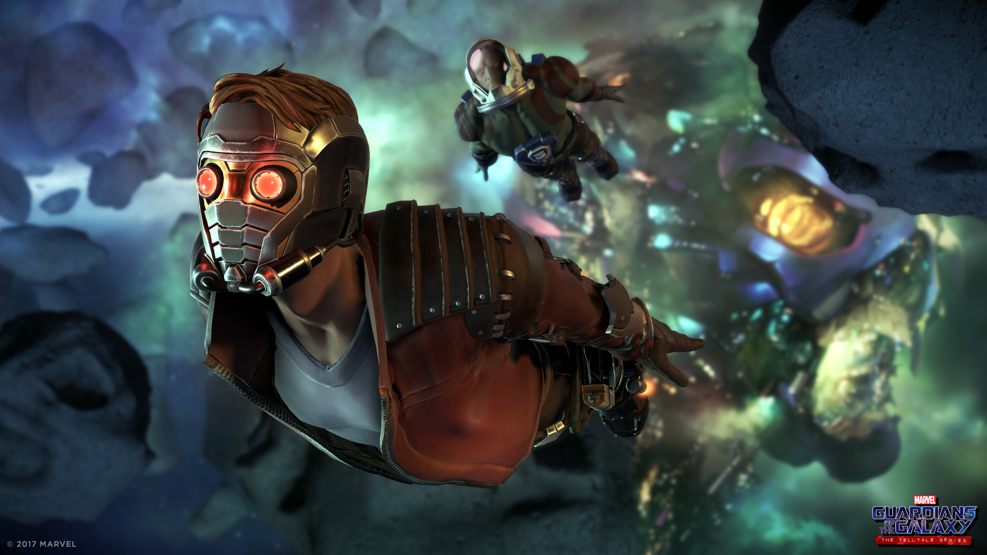 Starlord Flying