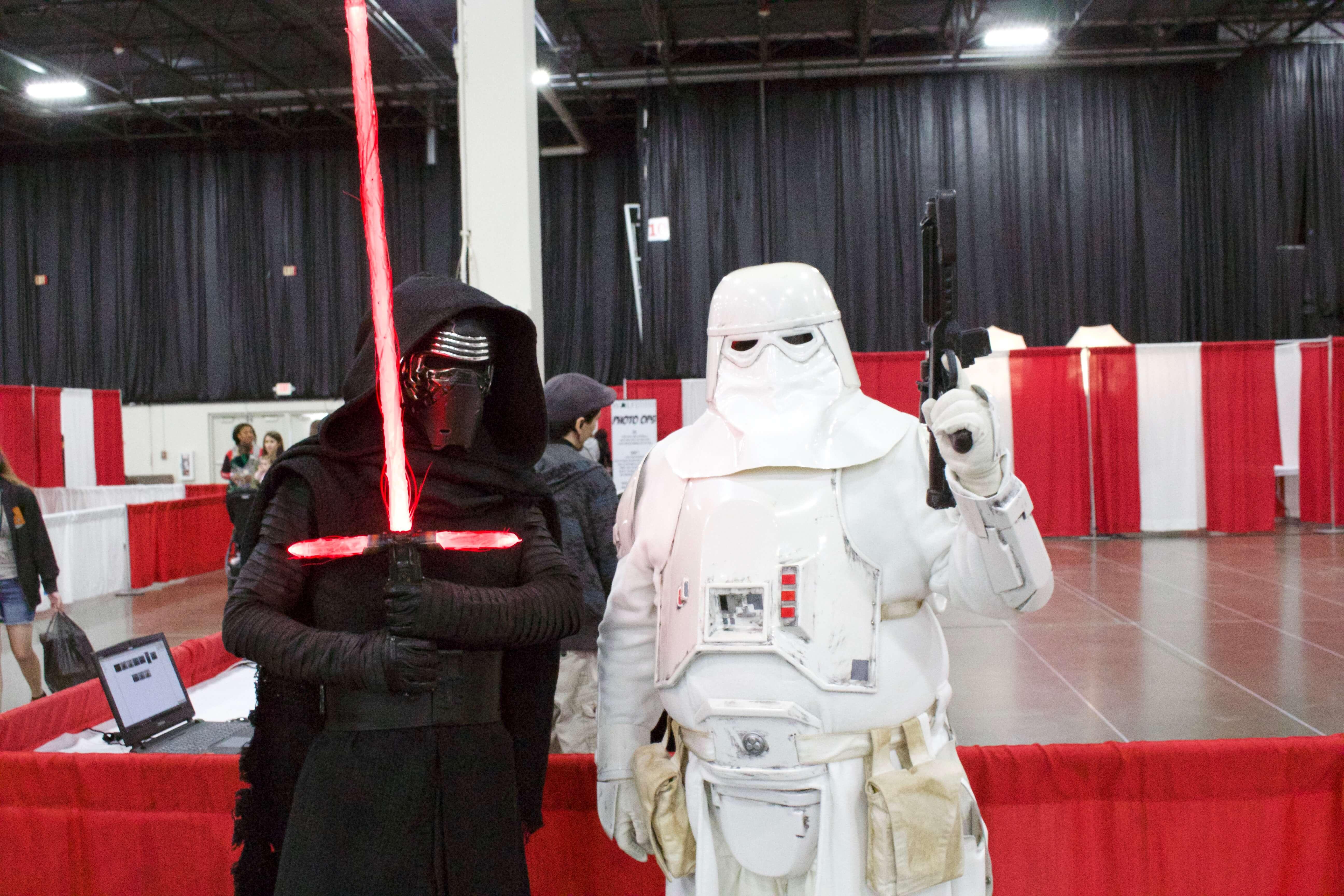Kylo, Imperial Trooper