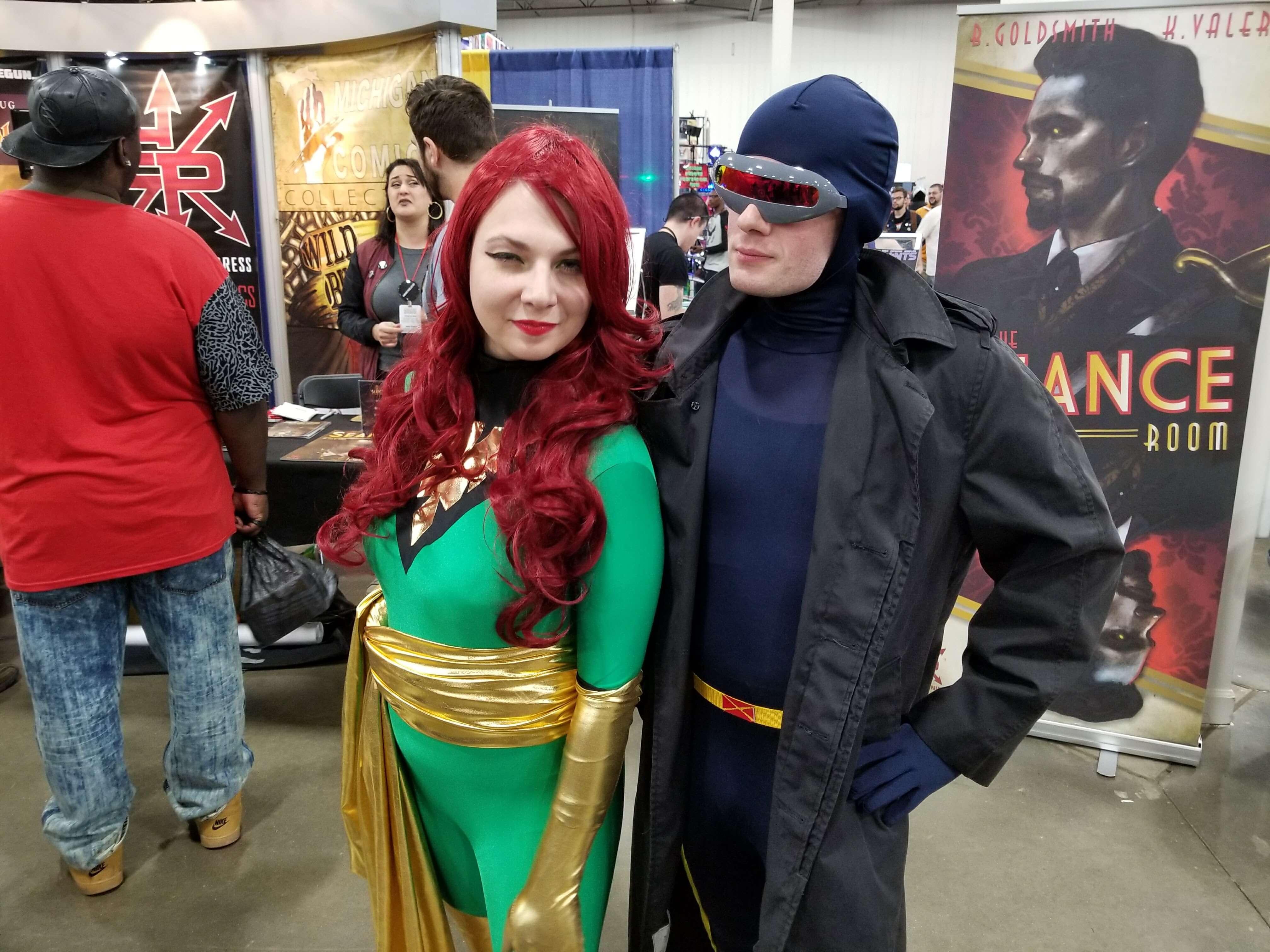 Phoenix And Cyclops