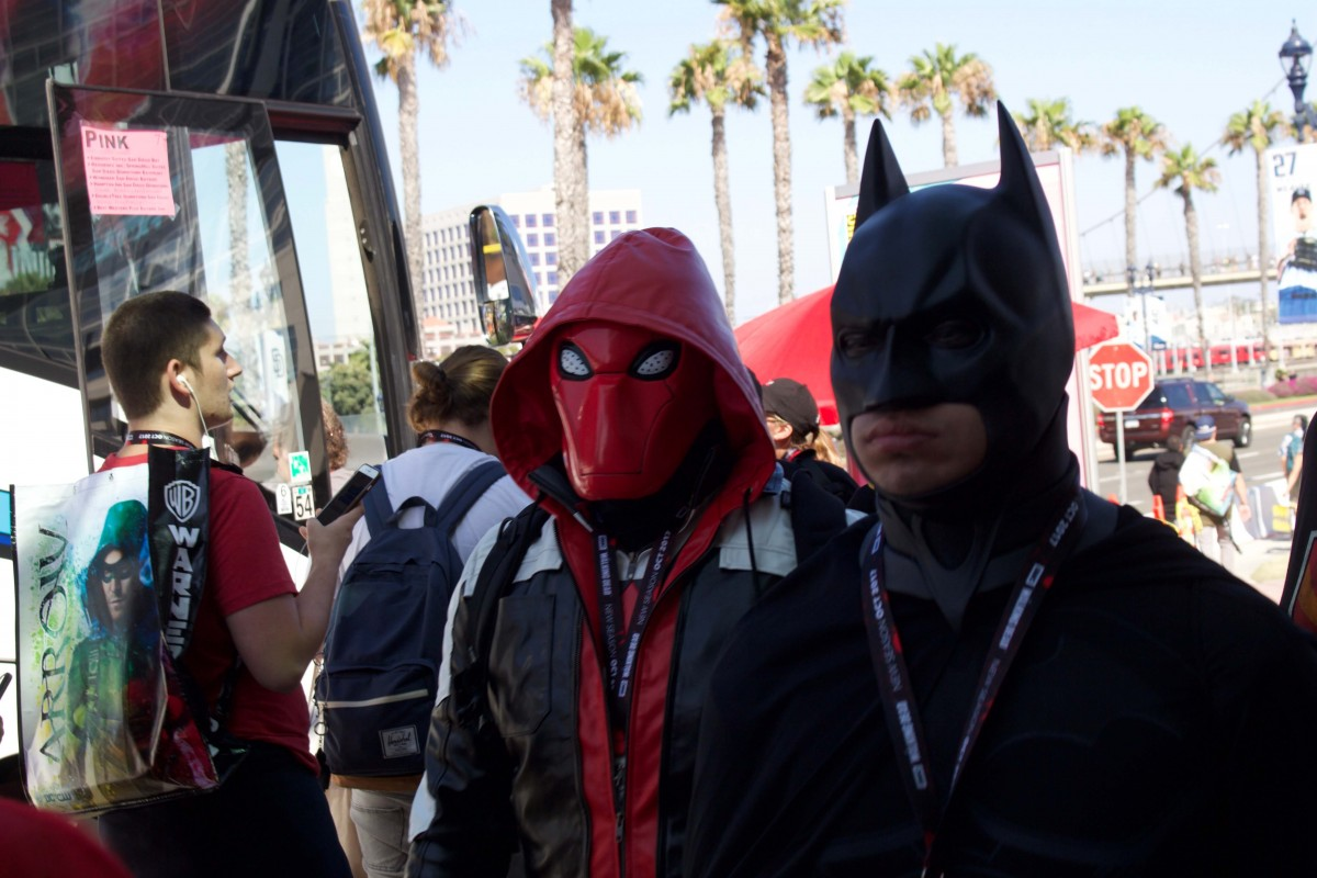 Batman and Redhood