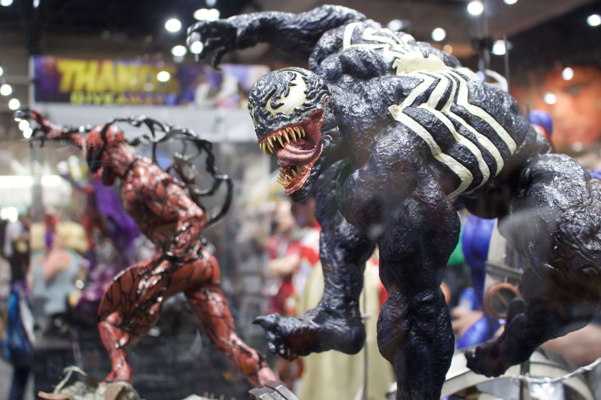 Venom and Carnage