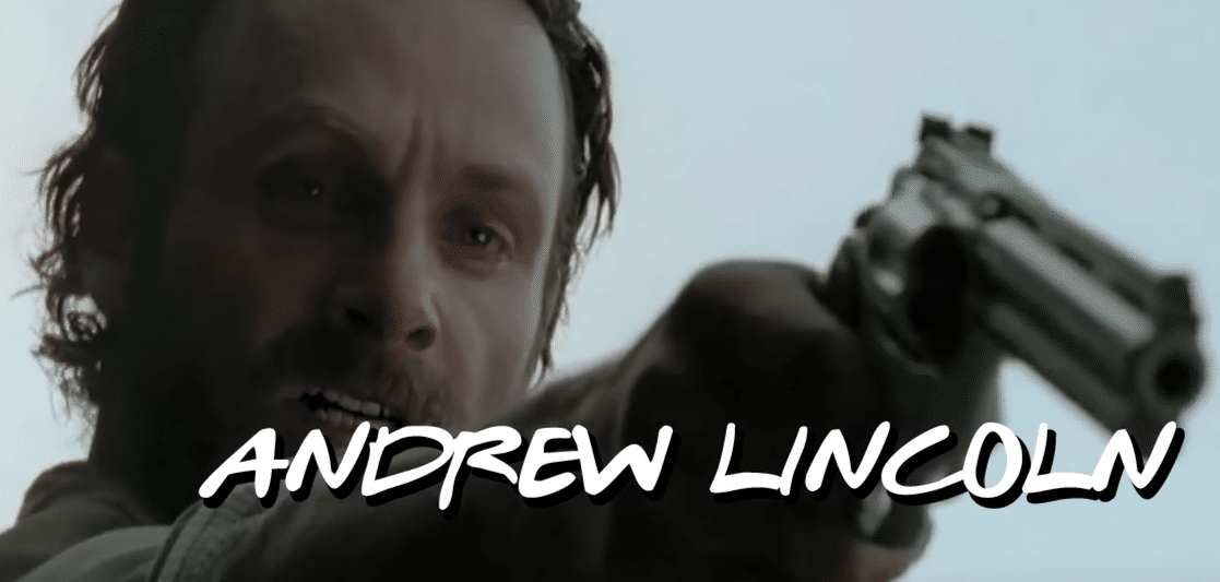 The Walking Dead, Friends, Mashup, Theme Songs, Andrew Lincoln, AMC