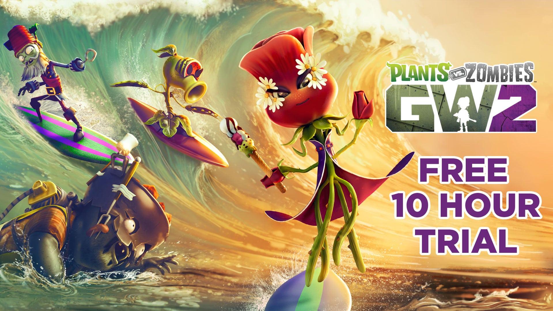 Plants Vs Zombies Garden Warfare 2 Free Trial