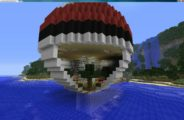 Pokeball found in Minecraft