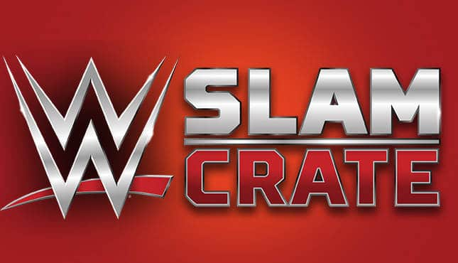 WWE Slam Crate Header