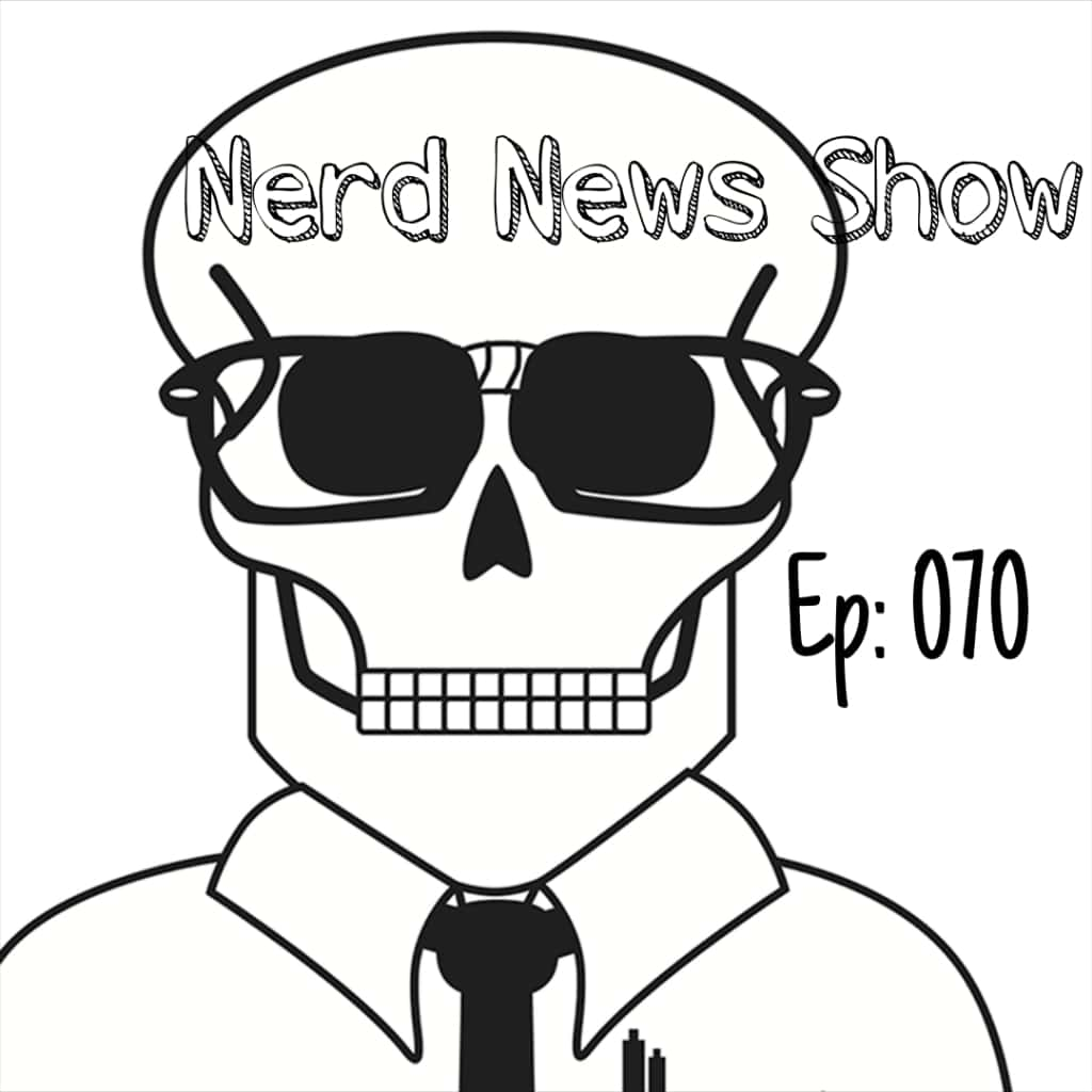 Nerd News Show Main Art