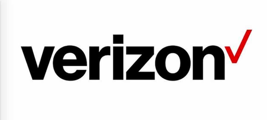 Verizon Wireless New Logo