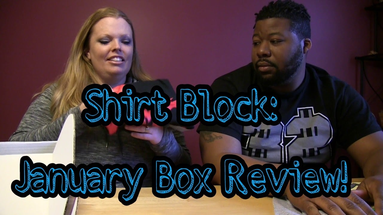 Nerd News X Shirt Block