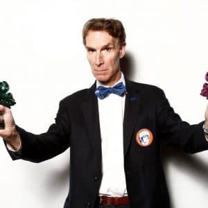 Bill Nye Lazer Guns