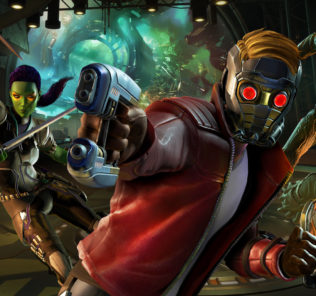 Marvel's Guardians Of The Galaxy: A Telltale Series