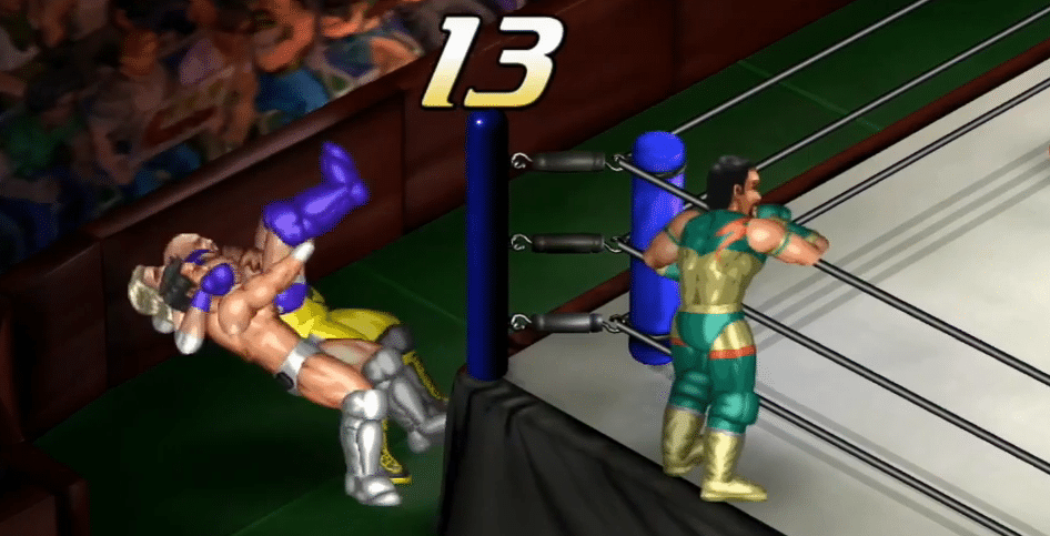 Fire Pro Wrestling Returns!