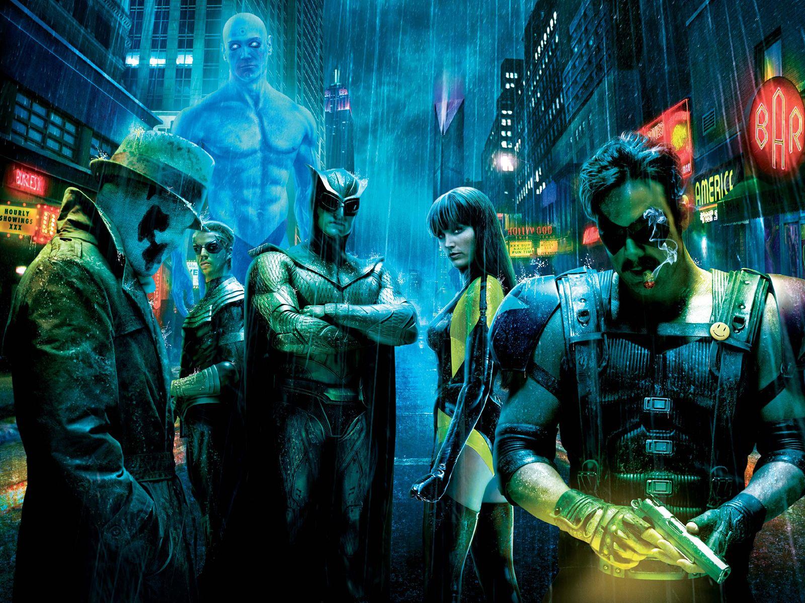 1980's Watchmen